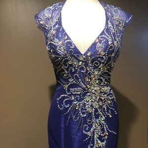 MacDuggal Size 4 Evening Gown